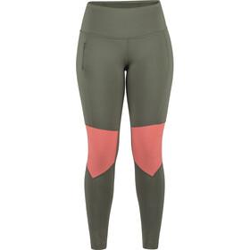 Marmot Trail Bender Spodnie Kobiety oliwkowy